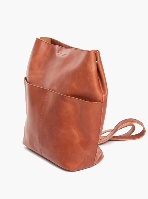 Selam Backpack in Whiskey