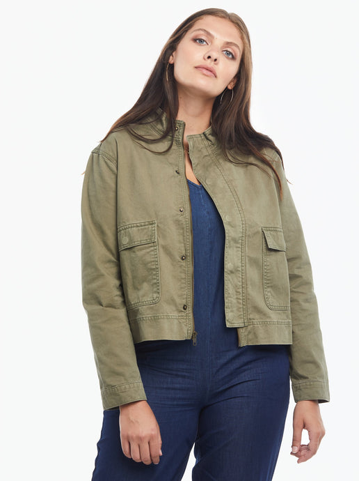 The Mallory Infantry Jacket