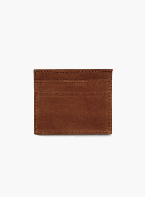 Alem Card Case in Cognac