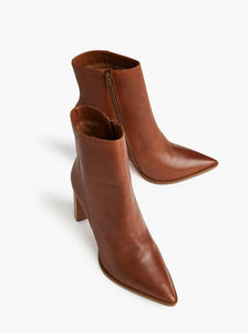Amber Boot in Caramel