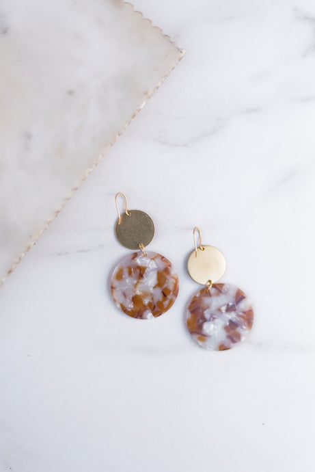 Cinnamon & Spice Earrings