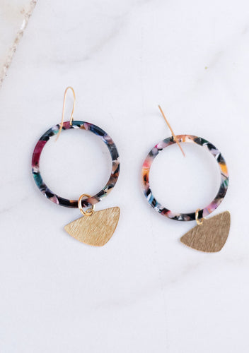 Multi Mini Earrings