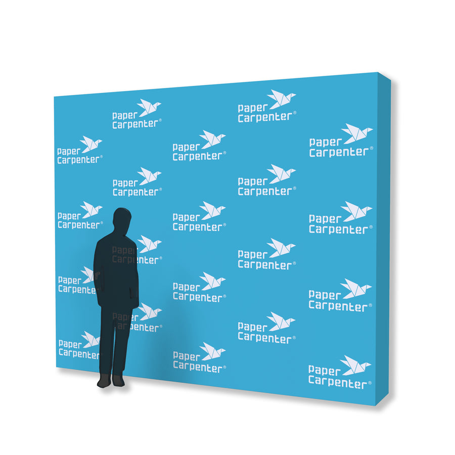 10ft x 12ft Sticker Backdrop with PaperConnect Structure (Reusable)