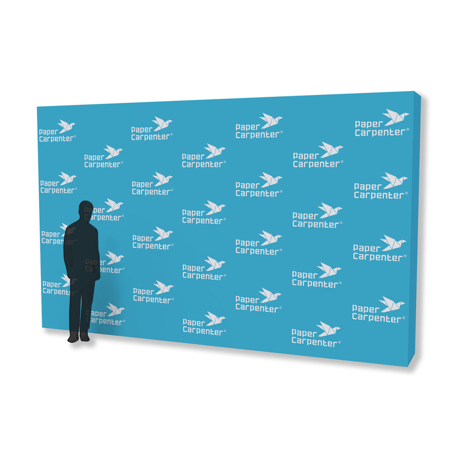 10ft x 16ft Sticker Backdrop with PaperConnect Structure (Reusable)