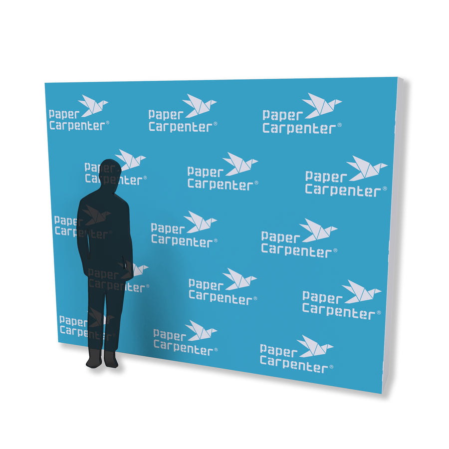 8ft x 10ft PVC Backdrop with PaperConnect Structure (Reusable)