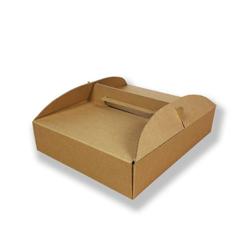 Box with handle L (Rectangle)