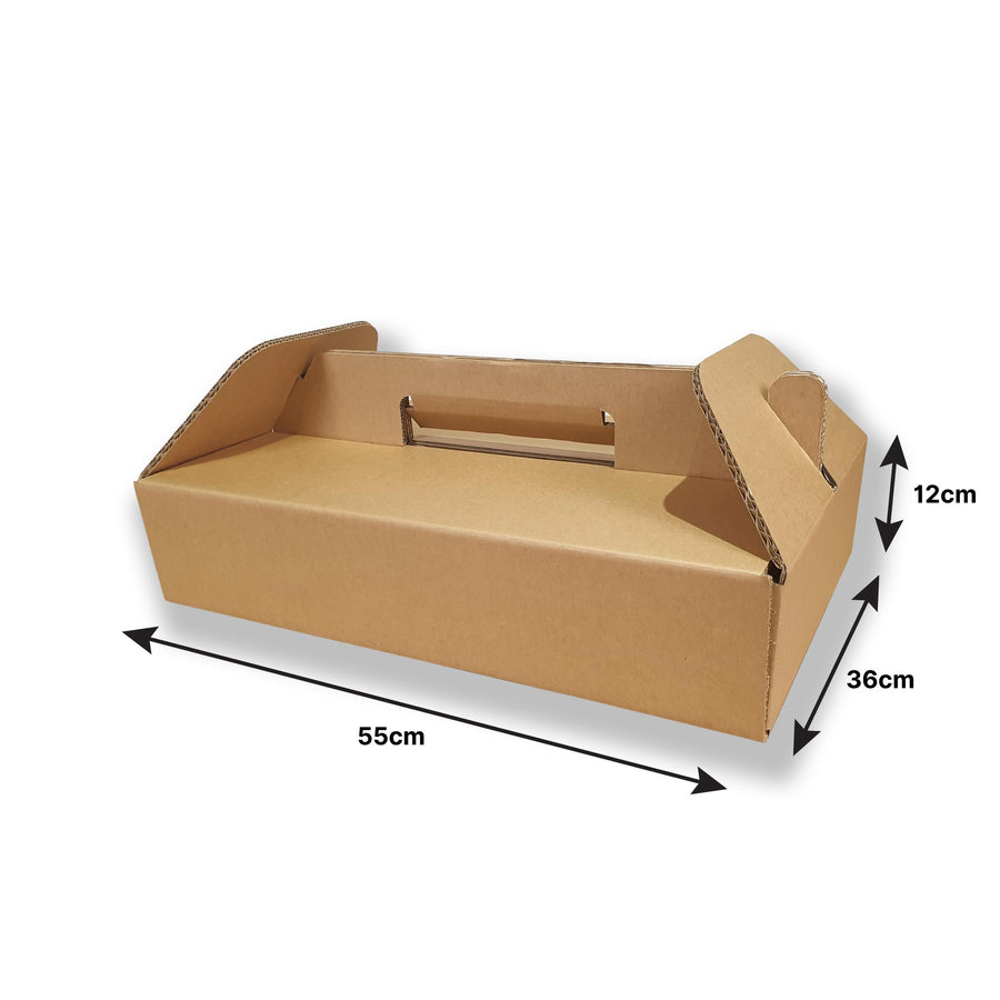 Rectangle Box with Handle XL