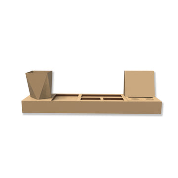 Desktop Stationery Holder