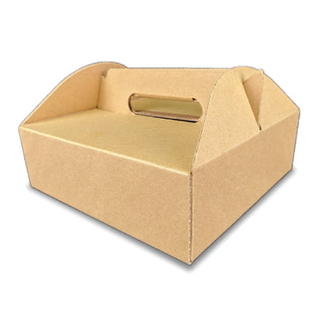 Box with handle (Square)