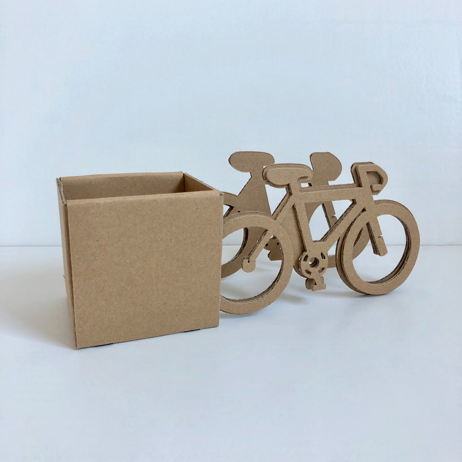 Bicycle Stationery Holder