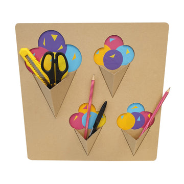 Ice Cream Stationery Holder