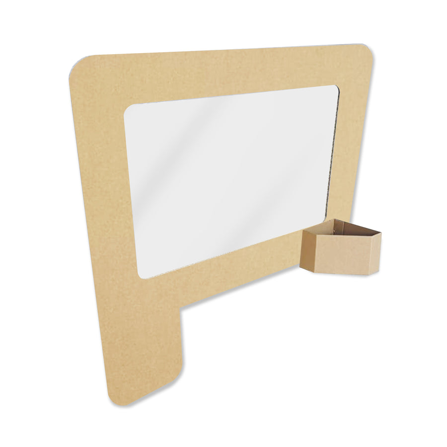 BLOCKA Seat Divider with clear film
