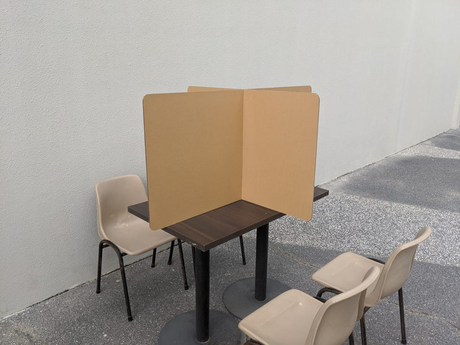 BLOCKA Table Divider (Adult's Height)