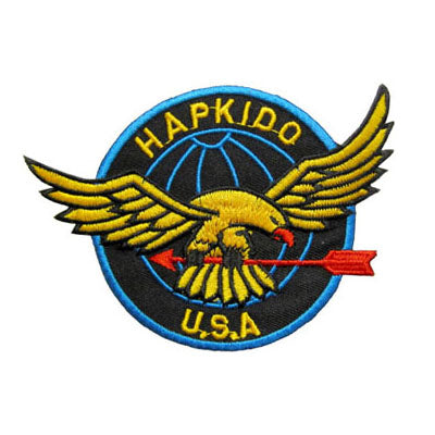 Hapkido USA Eagle Patch