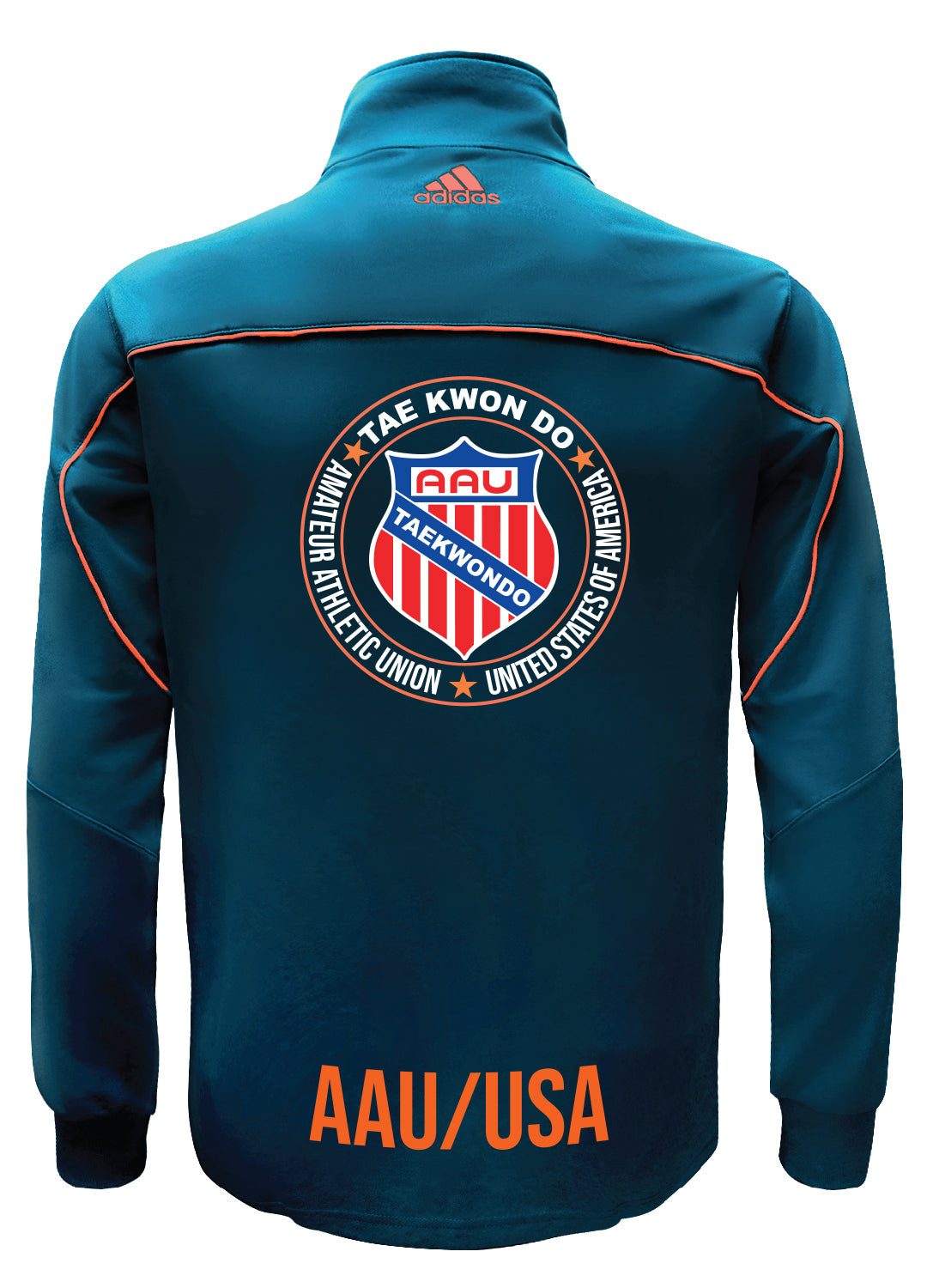 Official 2020 AAU TKD National Team Member Parents & Family Jacket