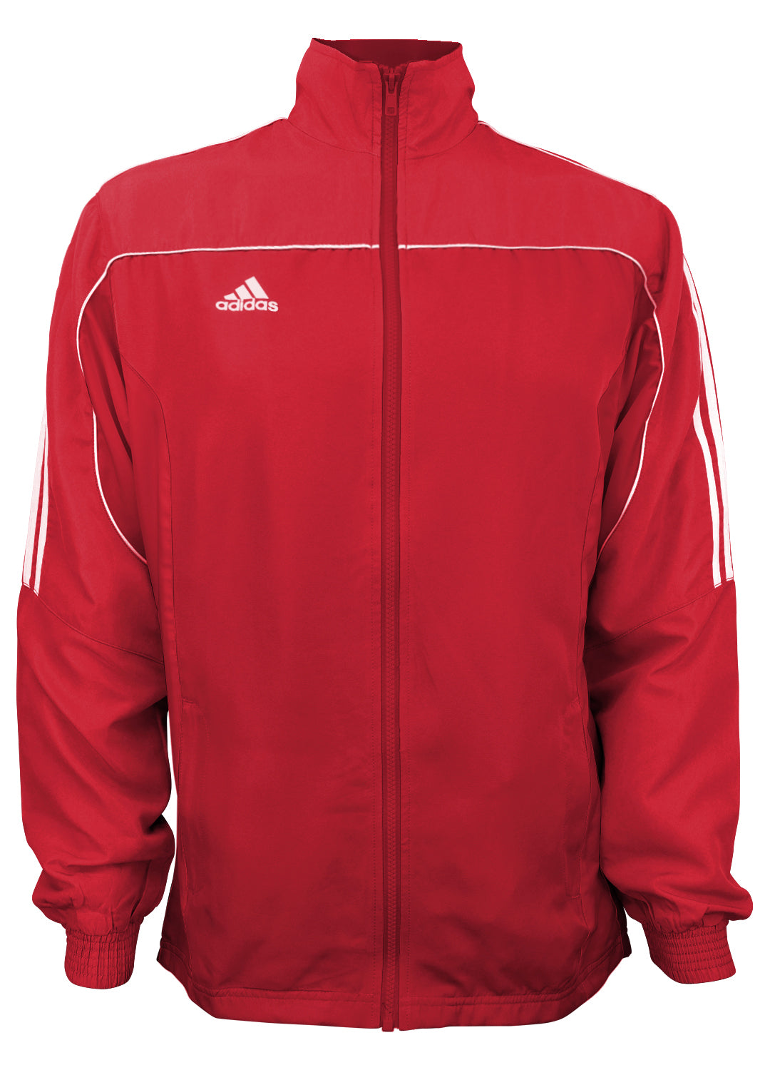 Custom adidas Martial Arts 3-Stripes Light Tracksuit 100% Polyester Long Sleeve Jacket