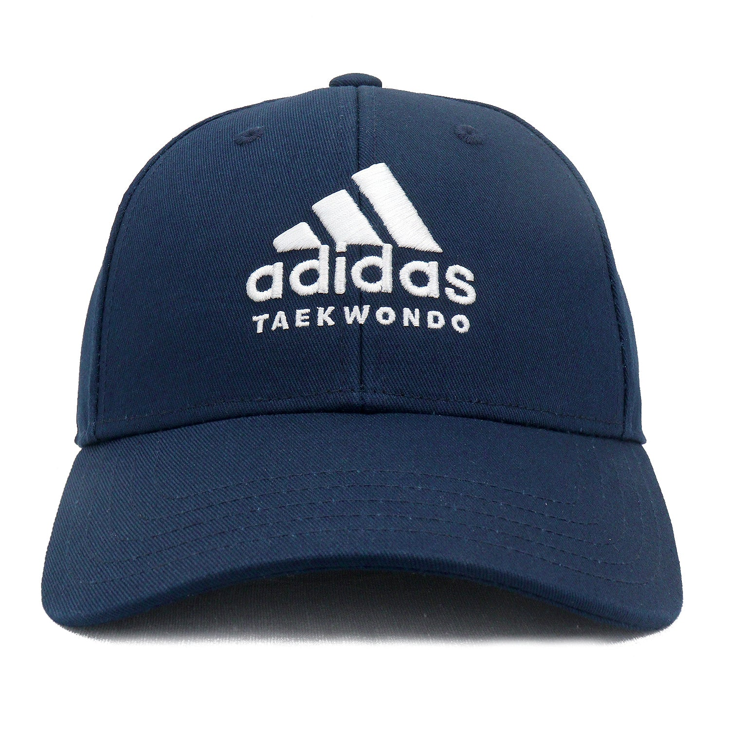 adidas Taekwondo Embroidered Structured Pre-curved Brim Cap