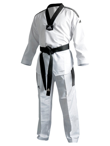 adidas Eco Fighter 3 III Taekwondo Sparring Uniform -  Ultralight 100% Polyester