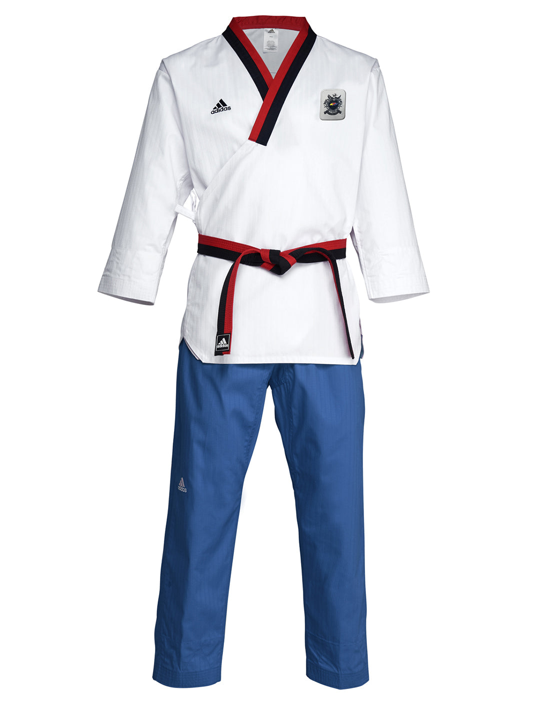 Adidas Poomsae  Uniform Youth Male