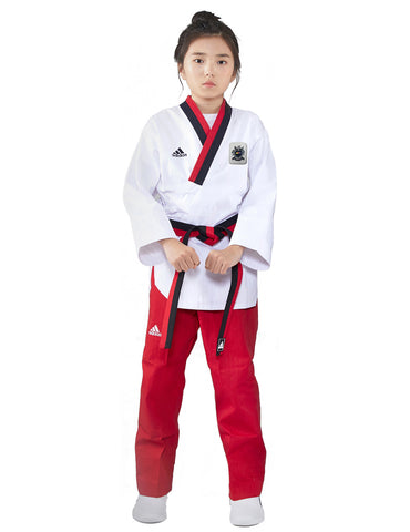 Adidas Poomsae Uniform Youth Female