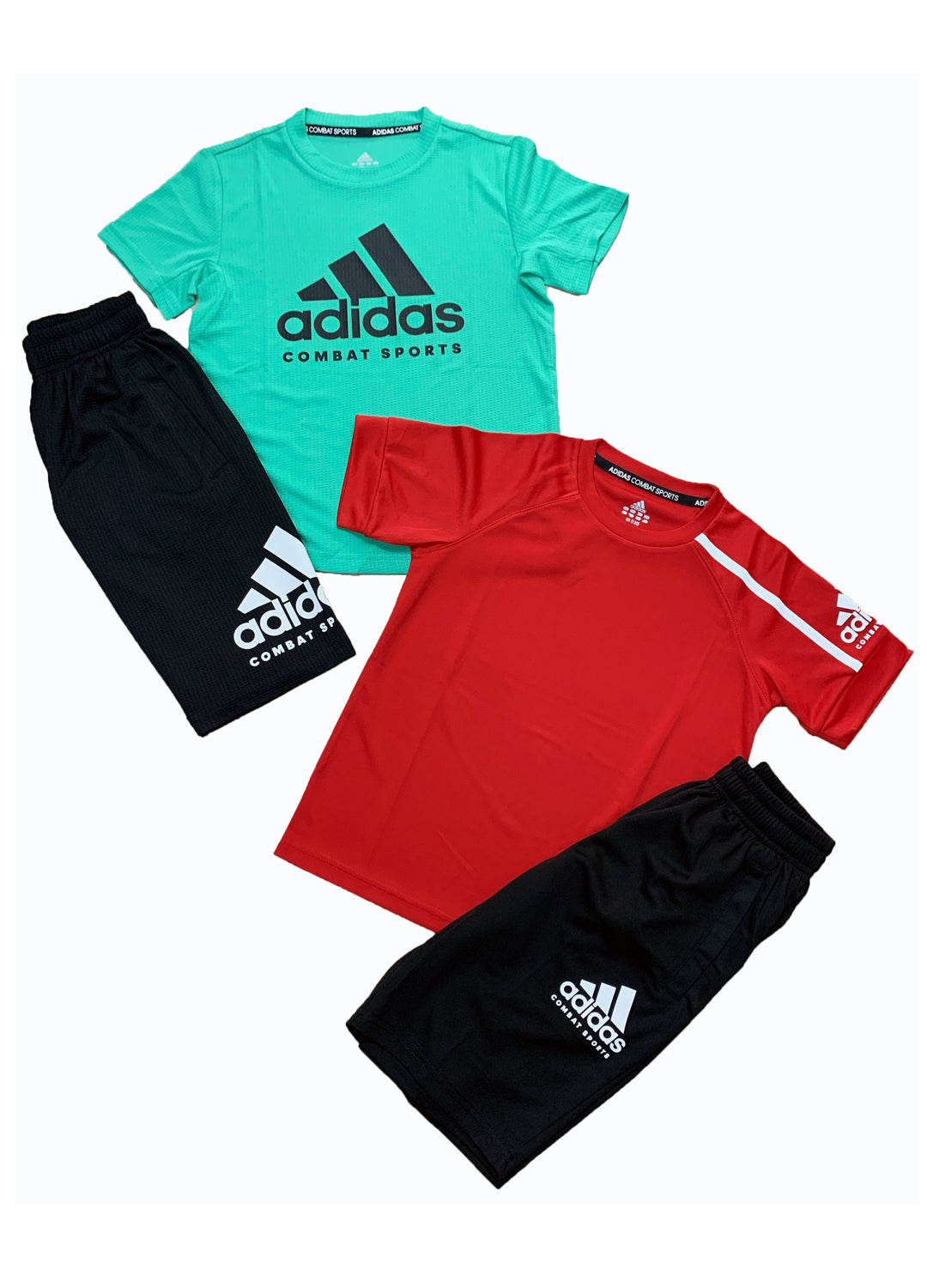 adidas Youth Summer Teamwear - 4pc Set