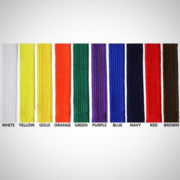Color Belt (One-Tie)