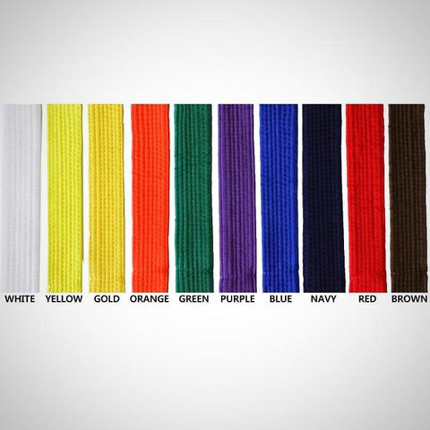 Color Belt (Two-Tie)