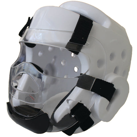 AAMA Head Gear with Face Shield