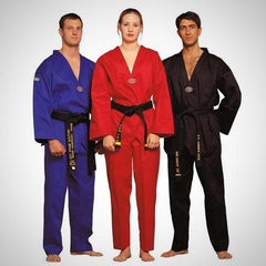 Redox Ribbed Taekwondo Color Uniform