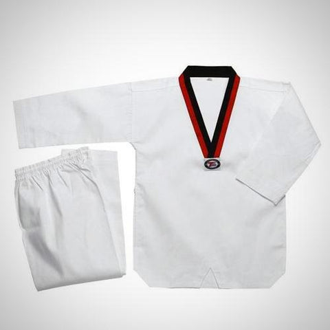 Redox Ribbed Taekwondo Uniform