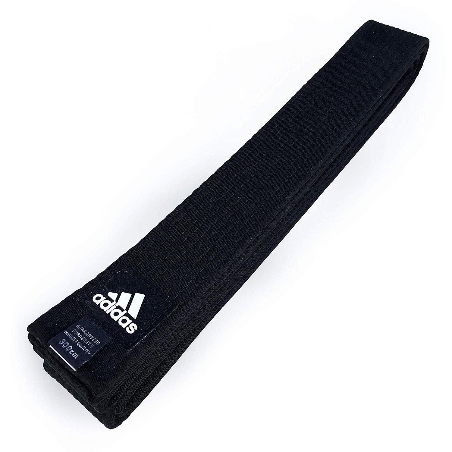 Embroidered ADIDAS Black Belt