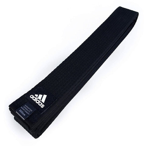 "Embroidered ""ADIDAS"" Black Belt"