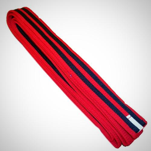 Two-Stripe Belt