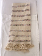 Perfect Life Of Us Handmade Cream Cot Blanket With Lace Trim