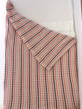 Perfect Life Of Us Pink & Cream Woven Breathable Blanket