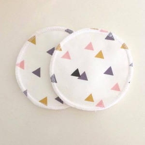 Washable Bamboo Breast Pads  - Confetti