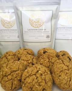 Coconut & Date (Gluten, Soy & Lactose Free)  Lactation Cookie Mix