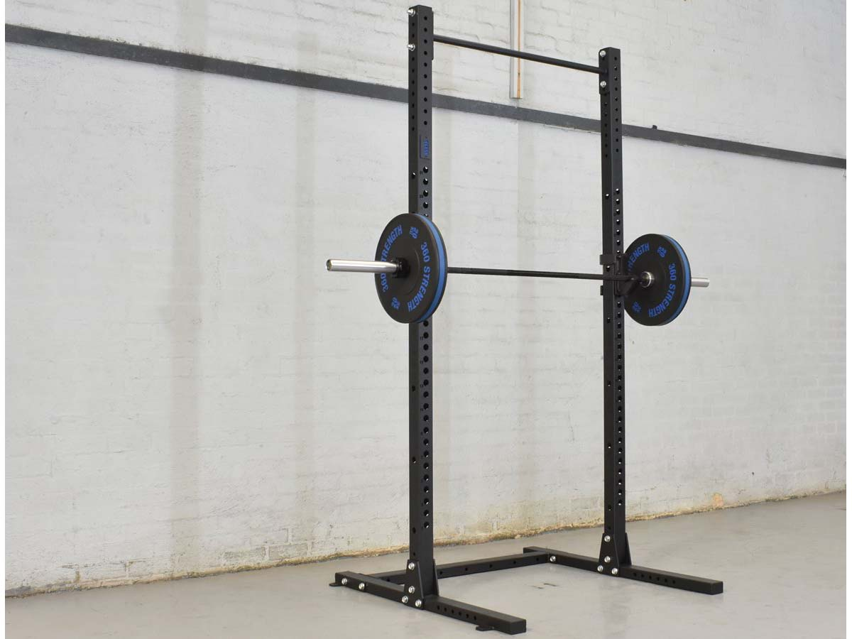 Australian Made Commercial Squat Rack - 2.5m