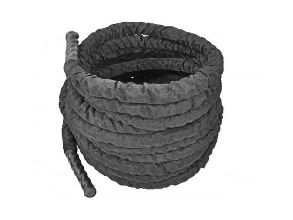2inch Battle Rope 15m (50ft) with Nylon Case