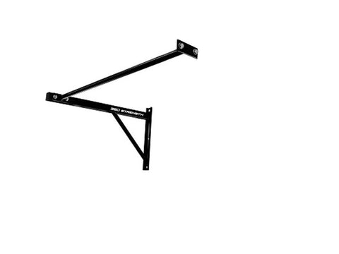 Wall mounted single grip chin up bar - Extension