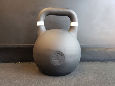 PRE-ORDER – Expected Late October | Competition Pro Grade Kettlebell 4kg (8.8lb)