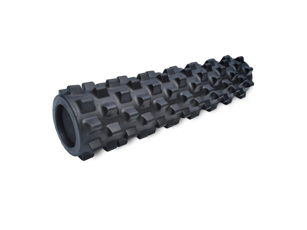 Midsize Black Genuine Rumble Roller (55.8cm) (FIRM)