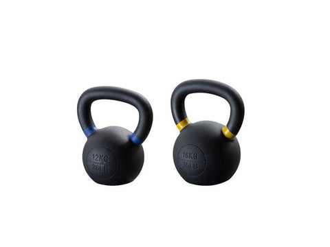 PRE-ORDER – Expected Late October | Classic Cast Iron Kettlebell Intermediate Pack (12,16)