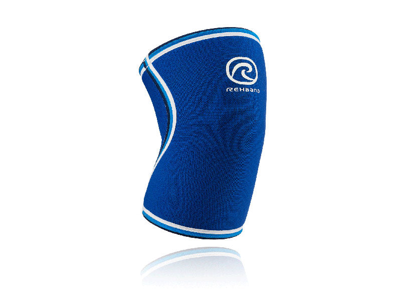 Rehband Blue Line Knee Support 7mm – (Single)