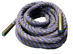 1.5inch Battle Rope 15m (50ft) with Nylon Case
