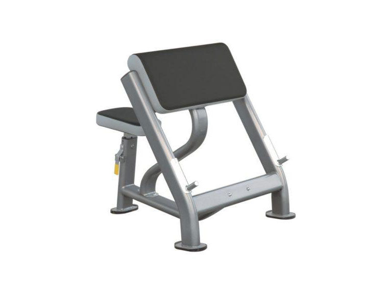 Impulse Commercial Seated Preacher Curl