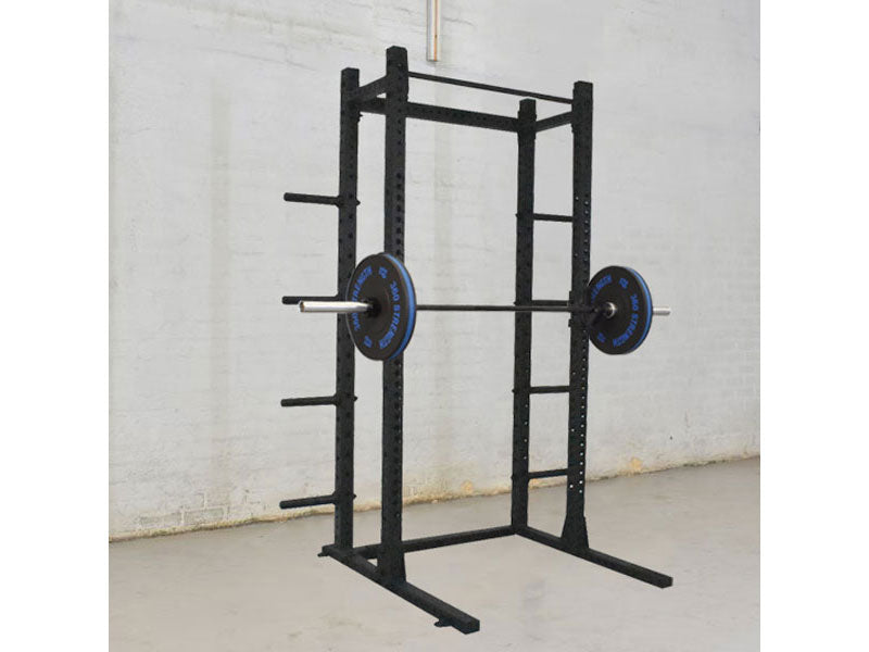 Commercial Squat Rack with Extension - 2.5m Australian Made