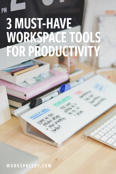 3 Must-Have Workspace Tools for Productivity