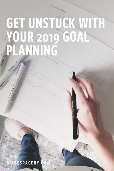 The Simple 2-Page Framework to Help You Plan for Your Best Year Yet