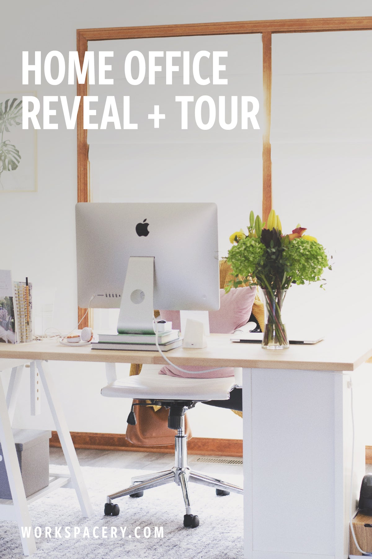 Home Office Reveal + Tour